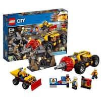 LEGO(R) City Mining Heavy Driller (60186)