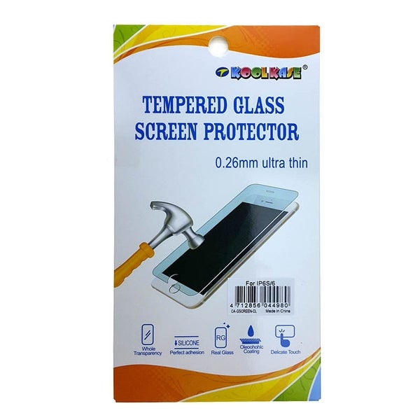 Cell Armor Glass Screen Protector. Clear LG G6