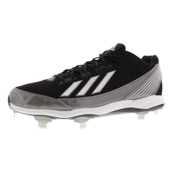 Adidas Power Alley Metal Low Baseball Men's Shoes