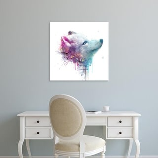 Easy Art Prints VeeBee's 'Fox' Premium Canvas Art