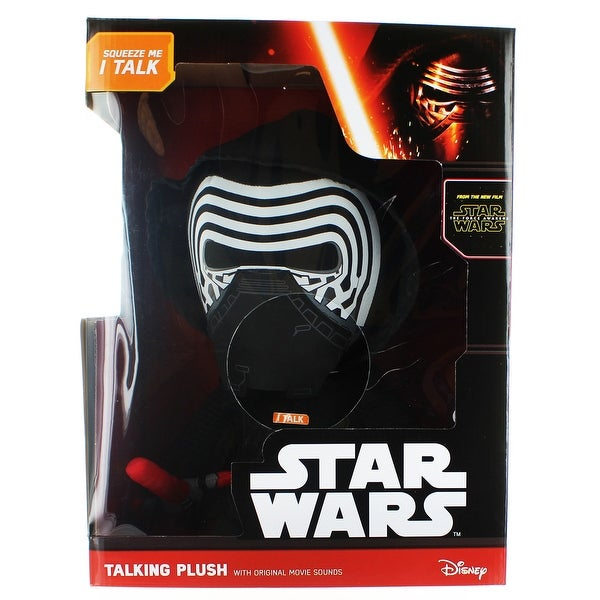 "Star Wars 15"" Talking Plush: Kylo Ren - multi"