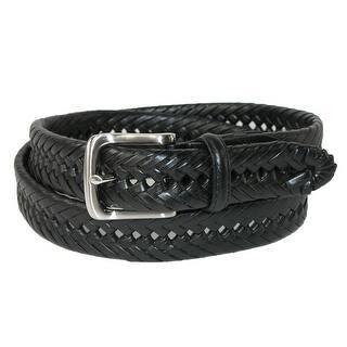 Tommy Hilfiger Men's Burnished Handlaced 1 1/4 Inch Belt|https://ak1.ostkcdn.com/images/products/is/images/direct/dfb06889c3b86e03d28b22e9b5a0ef8ff710a04c/Tommy-Hilfiger-Men%27s-Burnished-Leather-Handlaced-1-1-4-Inch-Belt.jpg?impolicy=medium