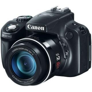 Canon PowerShot SX50 HS Digital Camera (Open Box)