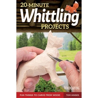 Fox Chapel-20-Minute Whittling Projects