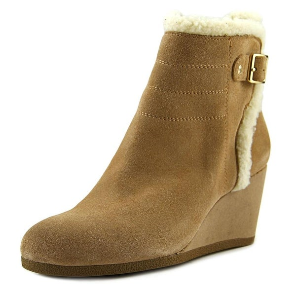 Giani Bernini Pattii Women Caramel/Natural Boots