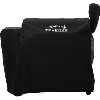 Traeger Pellet Grills 215702 34 Series Grill Cover, Black