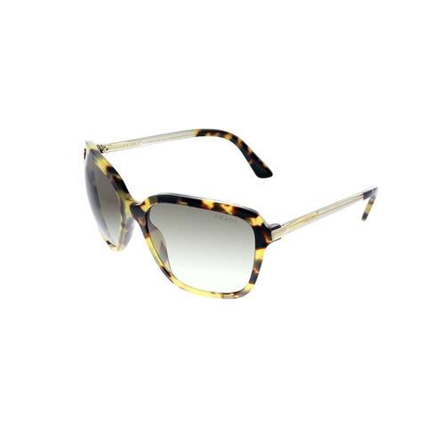 Prada PR 10VS 7S00A7 58mm Womens Tortoise Frame Grey Gradient Lens Sunglasses