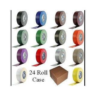 Pro Duct 120 Premium 2 inch x 60 yards (10 mil) Duct Tape (24 Roll/Case)
