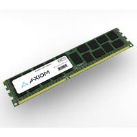 Axiom 713985-S21-AX Axiom 16GB Dual Rank Low Voltage Module PC3L-12800 Registered ECC 1600MHz 1.35v - 16 GB - DDR3 SDRAM - 1600