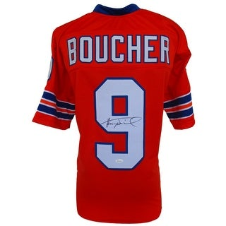 Henry Winkler Signed Custom The Waterboy Bobby Boucher Football Jersey JSA