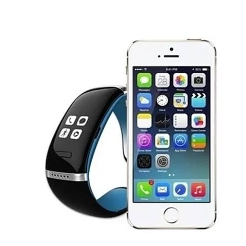 Smart Communicator Unisex Bluetooth Watch For Apple & Samsung Smart Phones