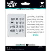 Date It - Illustrated Faith Basics Stamps