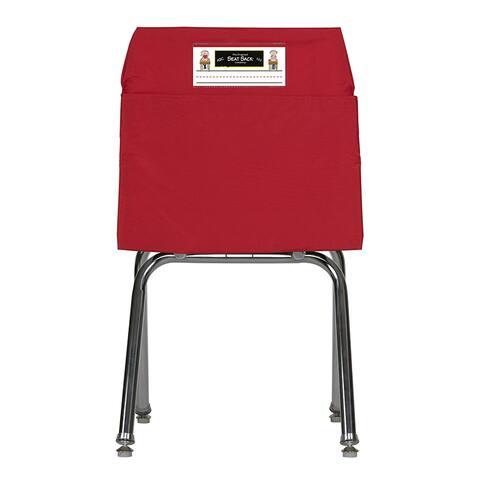 Seat sack seat sack medium 15 in red 00115rd