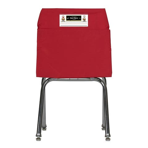 Seat sack seat sack standard 14 in red 00114rd