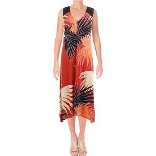 Rachel Roy Womens Rachel Maxi Dress Maxi Soft