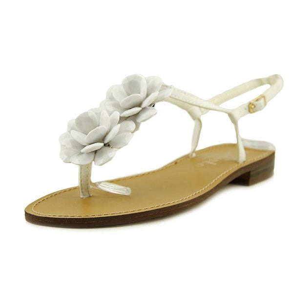 Callisto Poli Women White Sandals