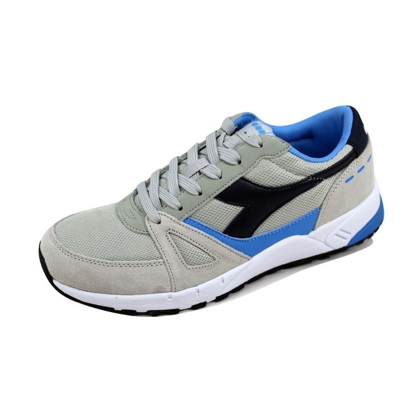 Diadora Men's Run 90 Gray Violet/Azure Blue C6490