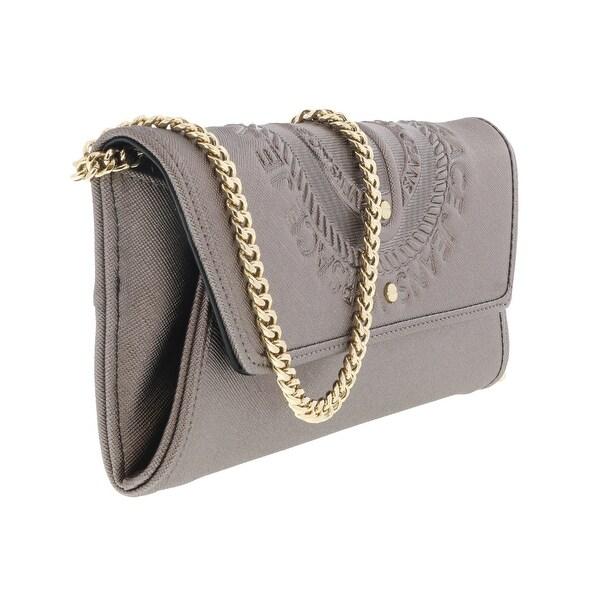 Versace EE3VQBPQ3 E901 Gold Wallet on Chain - 8.5- 4.5-1.5
