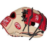 Rawlings Pro Preferred 200 Wing Tip Infielders Gloves, 11.75, Right Hand Throw