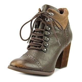 Not Rated Bearwood Women  Round Toe Synthetic  Boot