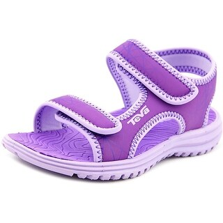 Teva Tidepool CT Youth Open-Toe Synthetic Purple Sport Sandal
