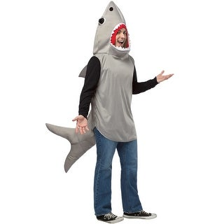 Rasta Imposta Sand Shark Adult Costume - Solid - one-size