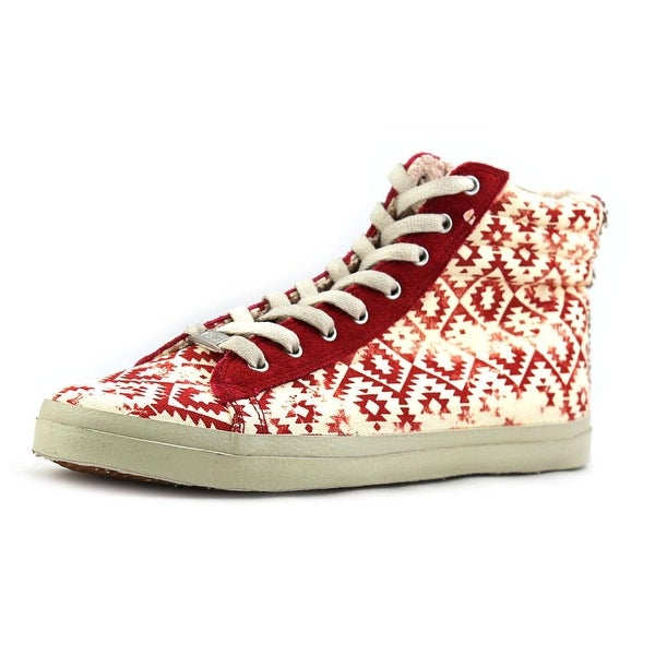Kim & Zozi Gypster Women Red Sneakers Shoes
