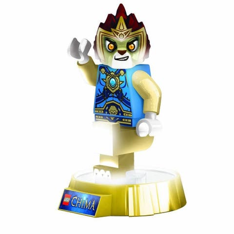 Lego Legends Of Chima Laval Torch And Night Light - Multi