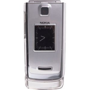 Clear Snap On Belt Clip Case for Nokia 3610