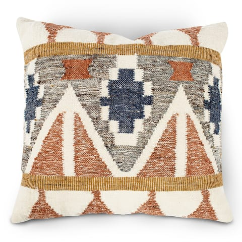 Poly and Bark Boden Throw Pillow