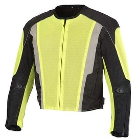 Men Motorcycle Textile Mesh Race Jacket CE Protection MBJ054-1