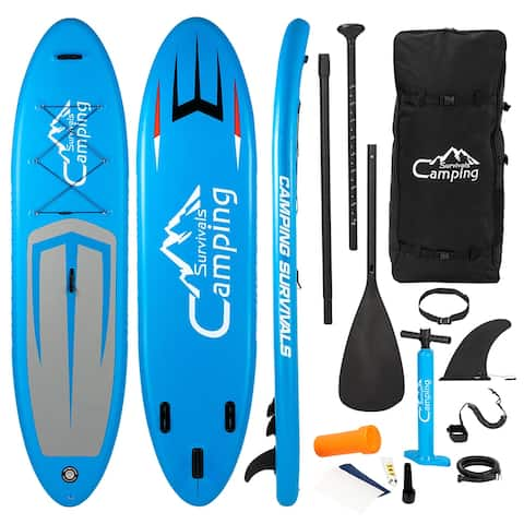 Campingsurvivals 11' SUP Inflatable Paddle Board