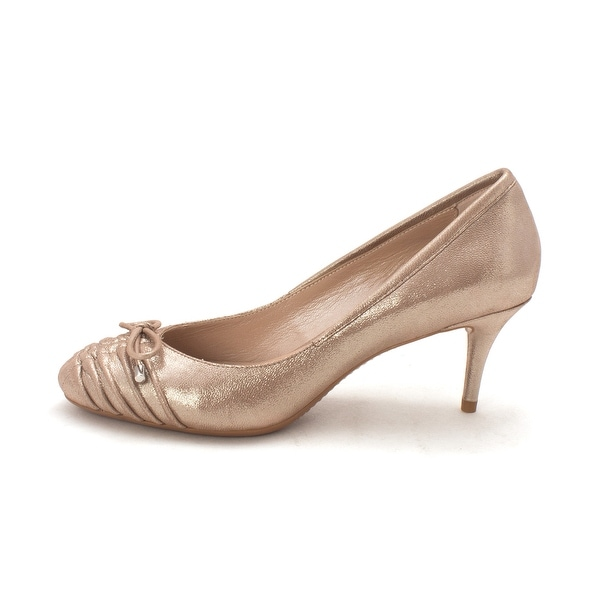 DKNY Womens Amabel Round Toe Classic Pumps - 7