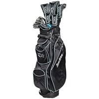 Tour edge golf shsrgl11.b-1 moda silk box set blkgrn petit