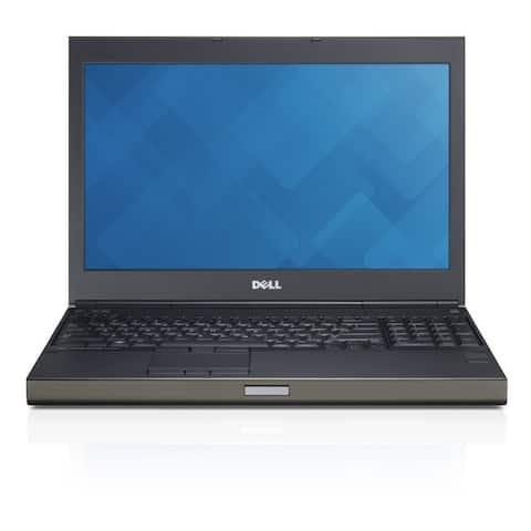 "Dell Precision M6800 17.3"" Laptop Core I7-4800MQ 2.7G 16G RAM 480G SSD DVDRW 2G DG WIFI Windows 10 Pro (Refurbished A Grade)"