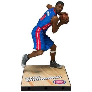 Mcfarlane NBA Series 31 Detroit Pistons Action Figure: Andre Drummond - multi