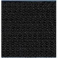 """Black - Polypropylene Webbing 2""""X10yd"""