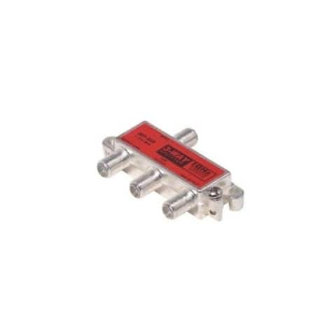 Black Point Products Bv-138 3 Way Coaxial Cable Splitter