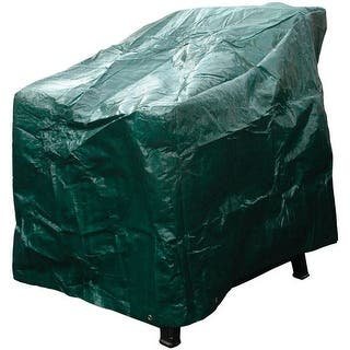 Budge P1a03st1 N High Back Chair Cover Green 27 X 30