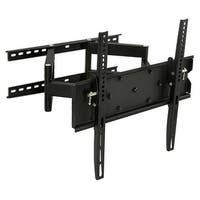 Mount-It! TV Wall Mount, Articulating, Corner Bracket for 32 65 LCD/LED/Plasma Flat Panel Screens