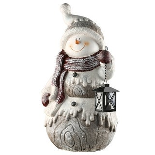 "Link to 21"" Snowman Decoration - 21in. Similar Items in Christmas Decorations"