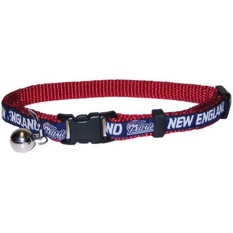 NFL New England Patriots Cat Collar
