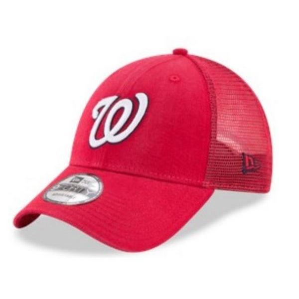 Shop New Era MLB Washington Nationals Baseball Hat Cap 940 Trucker Snapback  11591187 - Free Shipping On Orders Over  45 - Overstock.com - 22088281 f1aecbb7950