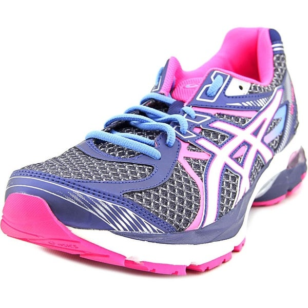 Asics Gel-Flux 3 Women Round Toe Synthetic Multi Color Running Shoe