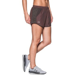 Under Armour Womens Fly By Shorts Running Fitness