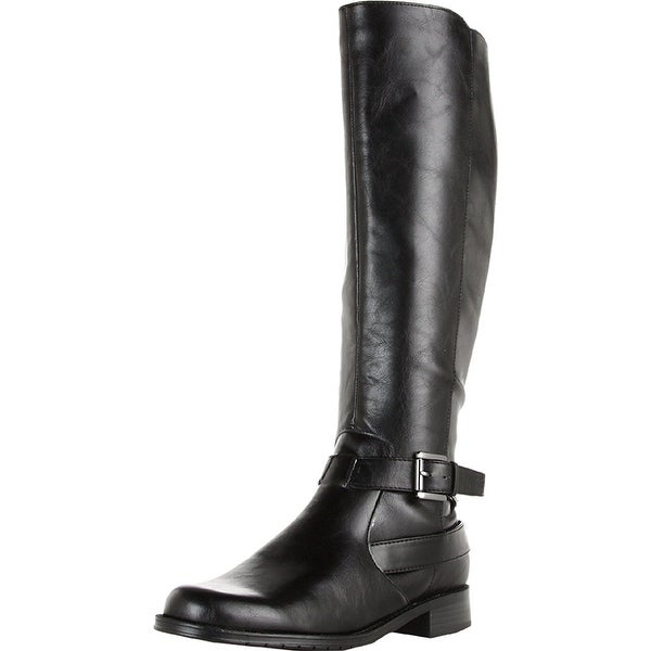 Aerosoles Womens with pride Almond Toe Mid-Calf Fashion Boots