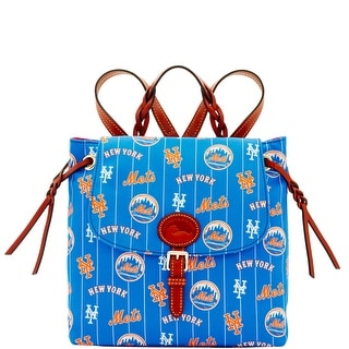 Dooney & Bourke MLB Mets Flap Backpack (Introduced by Dooney & Bourke at $198 in May 2016)