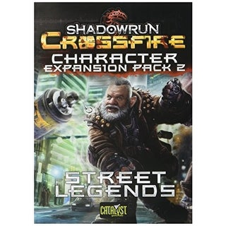 Shadowrun Crossfire: Character Expansion Pack 2 - Street Legends