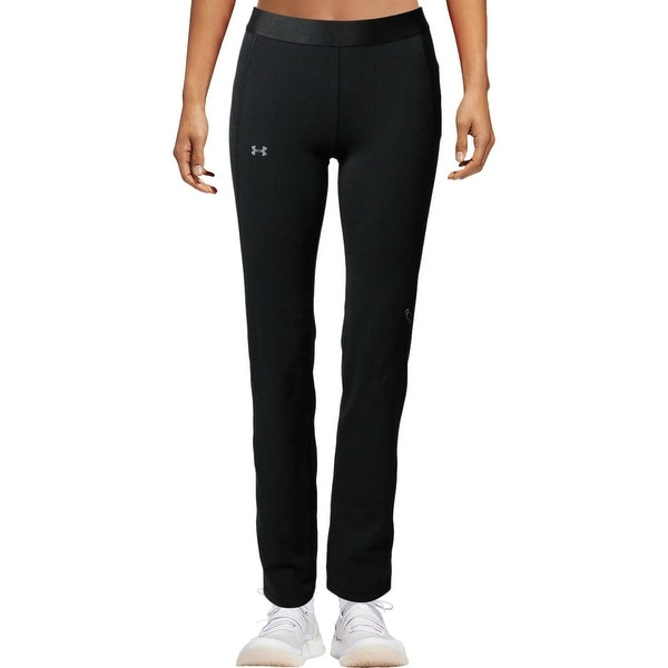 152364ec0665d Shop Under Armour Womens Sweatpants Straight Leg Fitted - Free Shipping On  Orders Over $45 - Overstock - 26385811