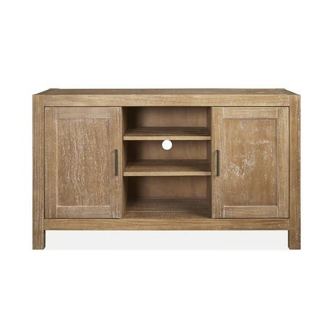 Grain Wood Furniture Montauk TV Console - 56 inches wide - 56 inches wide